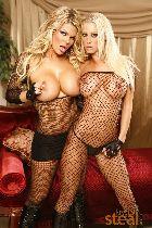Krystal Steal & Sophia Rossi