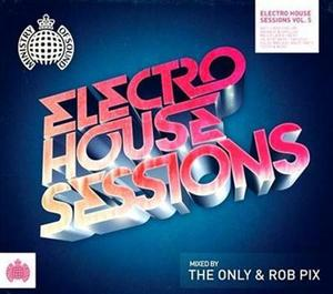 capa VA   Ministry Of Sound Electro House Sessions Volume 5 (2012)