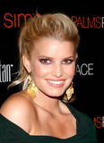 Jessica Simpson at Palms Place Hotel and Spa grand opening celebration in Las Vegas