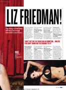 Лиз Фридман, фото 3. Liz Friedman - FHM South Africa - March 2011 (x4), photo 3