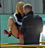Amy Smart From the shooting for Crank 2 Foto 105 (Эми Смарт Из съемки для Crank 2 Фото 105)