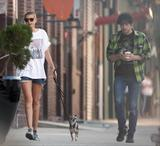 Agyness Deyn | Out in Brooklyn | June 8 | 15 leggy pics