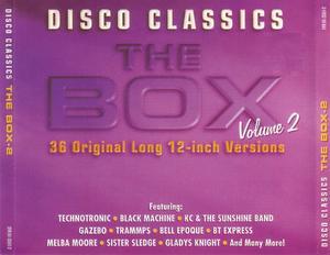 Disco Classics - The Box Volume 2 [1998]