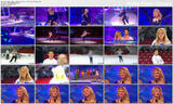 Emily Atack - Dancing On Ice - 17th January 2010