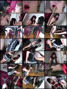 Dressing The Sissy Female Domination