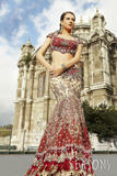 Мария Соколовски, фото 10. Maria Sokolovski Seasons India Campaign, foto 10