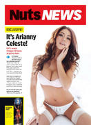 Arianny Celeste - Nuts Magazine (Feb. 3, 2012) [x4]