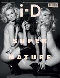Claudia Schiffer Grabbing Her Boobs in German VOGUE magazine Foto 697 (Клаудия Шиффер схватил ее Boobs на немецком языке журнал Vogue Фото 697)
