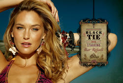 Bar Refaeli in ad campaign for Agua Bendita 2011 swimwear line - Hot Celebs Home