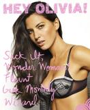 Olivia Munn Bikini Pics From MYMAG