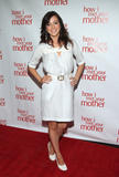 Alyson Hannigan at Academy screening of How I Met Your Mother in New York City