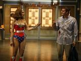 Emily Deschanel As Wonder Woman From Bones