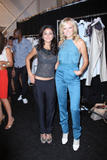 Emmanuelle Chriqui Malin Akerman & Paula Garces @ 	LUCA LUCA  Fashion Show September 8, 2008