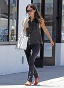 Rachel Bilson Out Shopping at West Elm in Los Angeles 07/06/12