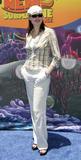 Geena Davis at sneak preview of The Finding Nemo Submarine Voyage At Disneyland
